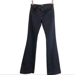 Anlo Flare Jeans with Braid Lining